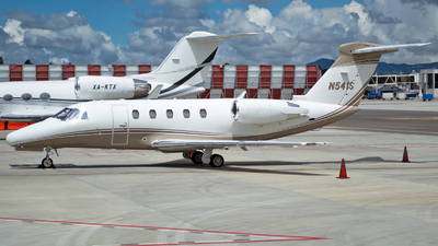 N541S - Cessna 650 Citation III - Private