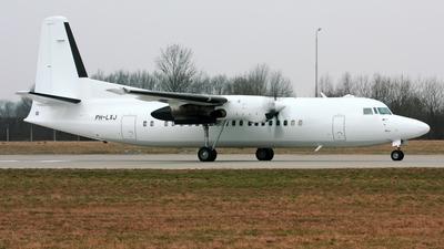 PH-LXJ - Fokker 50 - KLM Cityhopper