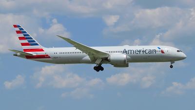 N826AN - Boeing 787-9 Dreamliner - American Airlines