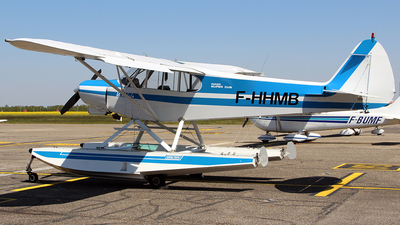 F-HHMB - Piper PA-18-180M Super Cub - Private