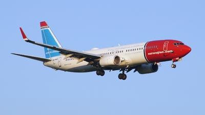LN-NGE - Boeing 737-8JP - Norwegian