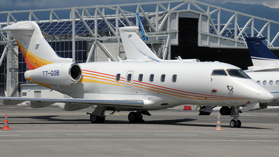 T7-GOB - Bombardier BD-100-1A10 Challenger 350 - Private