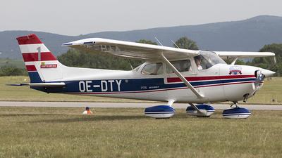OE-DTY - Reims-Cessna F172N Skyhawk II - Private