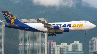 N496MC - Boeing 747-47UF(SCD) - Atlas Air