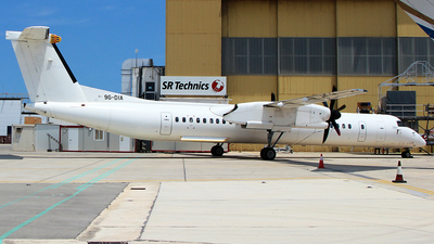 9G-DIA - Bombardier Dash 8-Q402 -  DAC Aviation