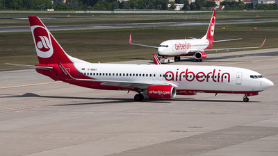 D-ABBY - Boeing 737-808 - Air Berlin