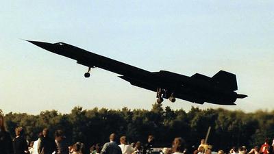 61-7980 - Lockheed SR-71A Blackbird - United States - US Air Force (USAF)