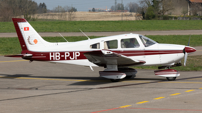 A picture of HBPJP - Piper PA28181 - [2890183] - © Alexandre Fazan