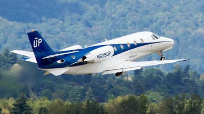N508UP - Cessna 560XL Citation Excel - Wheels Up