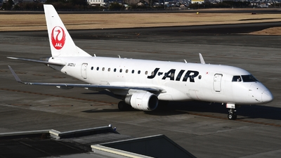 JA221J - Embraer 170-100STD - J-Air