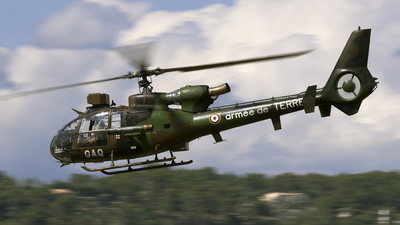 3921 - Aérospatiale SA 342M Gazelle - France - Army