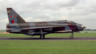 XS416 - English Electric Lightning T.5 - United Kingdom - Royal Air Force (RAF)