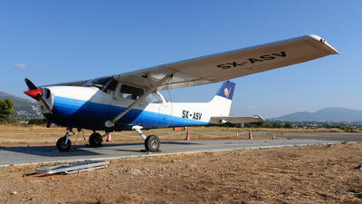 SX-ASV - Reims-Cessna F172M Skyhawk - Private