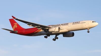 B-303N - Airbus A330-343 - Shenzhen Airlines