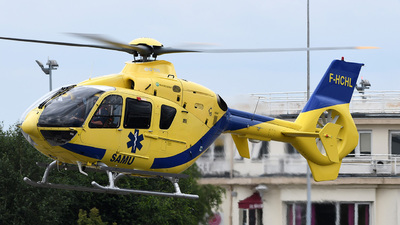 A picture of FHCHL - Eurocopter EC135 P2+ - [0691] - © bruno muthelet