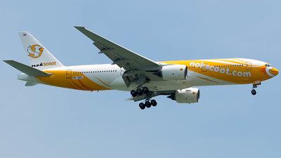 9V-SRJ - Boeing 777-212(ER) - NokScoot