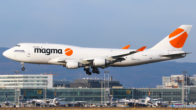 A picture of TFAMN - Boeing 7474F6(BDSF) - Air Atlanta Icelandic - © Johannes Wirl