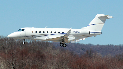 N69GA - Gulfstream G280 - Private