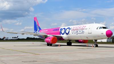 HA-LTD - Airbus A320-232 - Wizz Air