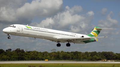 YV2923 - McDonnell Douglas MD-82 - Laser Airlines