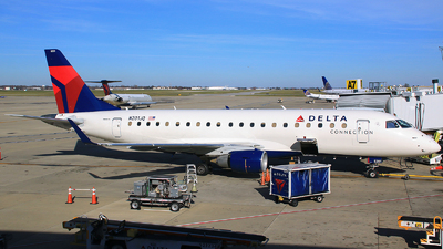 N201JQ - Embraer 170-200LR - Delta Connection (Shuttle America)