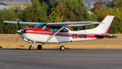 CC-ARW - Cessna TR182 Turbo Skylane RG - Private