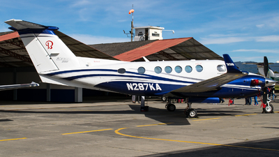 N287KA - Beechcraft 250 King Air - Beechcraft Corporation