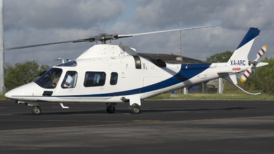 XA-ARC - Agusta A109 Power - Private