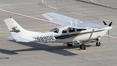 N989DE - Cessna T206H Stationair TC - Private