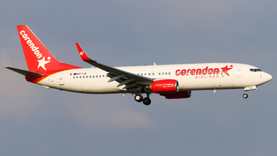A picture of 9HTJE - Boeing 73785R - Corendon Airlines - © Joost Alexander
