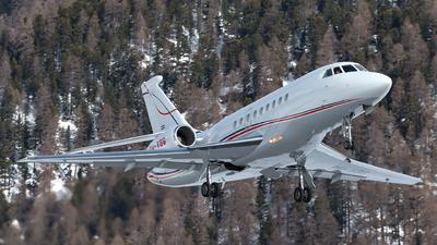 PH-VBG - Dassault Falcon 2000EX - JetNetherlands