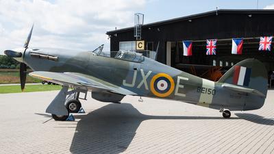 OO-HUR - Hawker Hurricane Mk.IV - Private