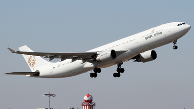 LY-LEO - Airbus A330-302 - GetJet Airlines