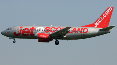 G-CELU - Boeing 737-377 - Jet2.com