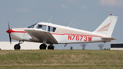 A picture of N7673W - Piper PA28180 - [281656] - © Jeremy D. Dando