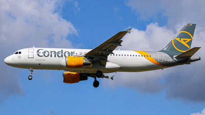 D-AICD - Airbus A320-212 - Condor
