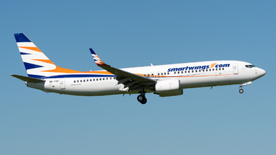 OK-TVX - Boeing 737-8Z9 - SmartWings