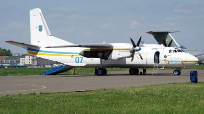 07 - Antonov An-26 - Ukraine - Ministry of Internal Affairs