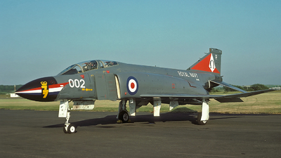 XV568 - McDonnell Douglas Phantom FG.1 - United Kingdom - Royal Navy