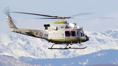MM81506 - Agusta-Bell AB-412HP - Italy - Guardia di Finanza