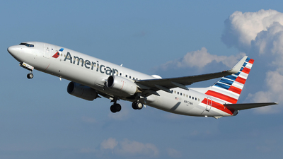 A picture of N877NN - Boeing 737823 - American Airlines - © DJ Reed - OPShots Photo Team