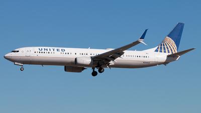N34455 - Boeing 737-924ER - United Airlines
