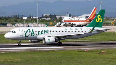 B-8000 - Airbus A320-214 - Spring Airlines