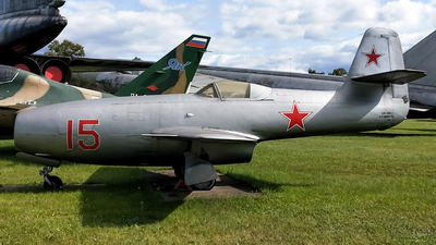 15 - Yakovlev Yak-23 Flora - Soviet Union - Air Force