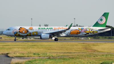 B-16205 - Airbus A321-211 - Eva Air
