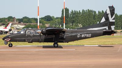 G-WPNS - Britten-Norman BN-2T-4S Defender 4000 - Britten-Norman Aircraft