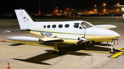 SE-KUS - Cessna 414 - Private