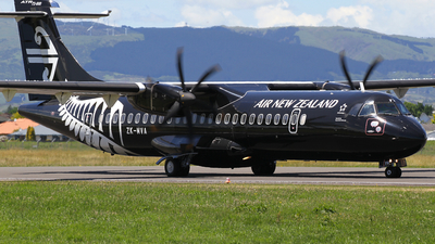 ZK-MVA - ATR 72-212A(600) - Air New Zealand