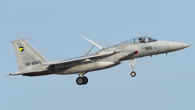 82-8965 - McDonnell Douglas F-15J Eagle - Japan - Air Self Defence Force (JASDF)