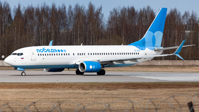 A picture of VPBQC - Boeing 7378AL - Pobeda - © Marianna Rychkovskaia
